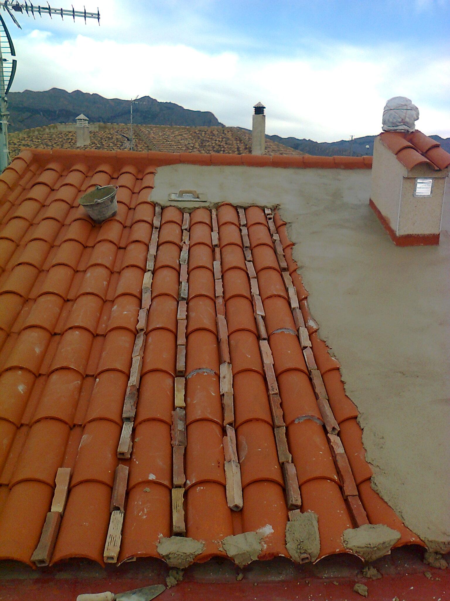 Impermeabilizaci n de terrazas y tejados - Impermeabilizacion de tejados ...